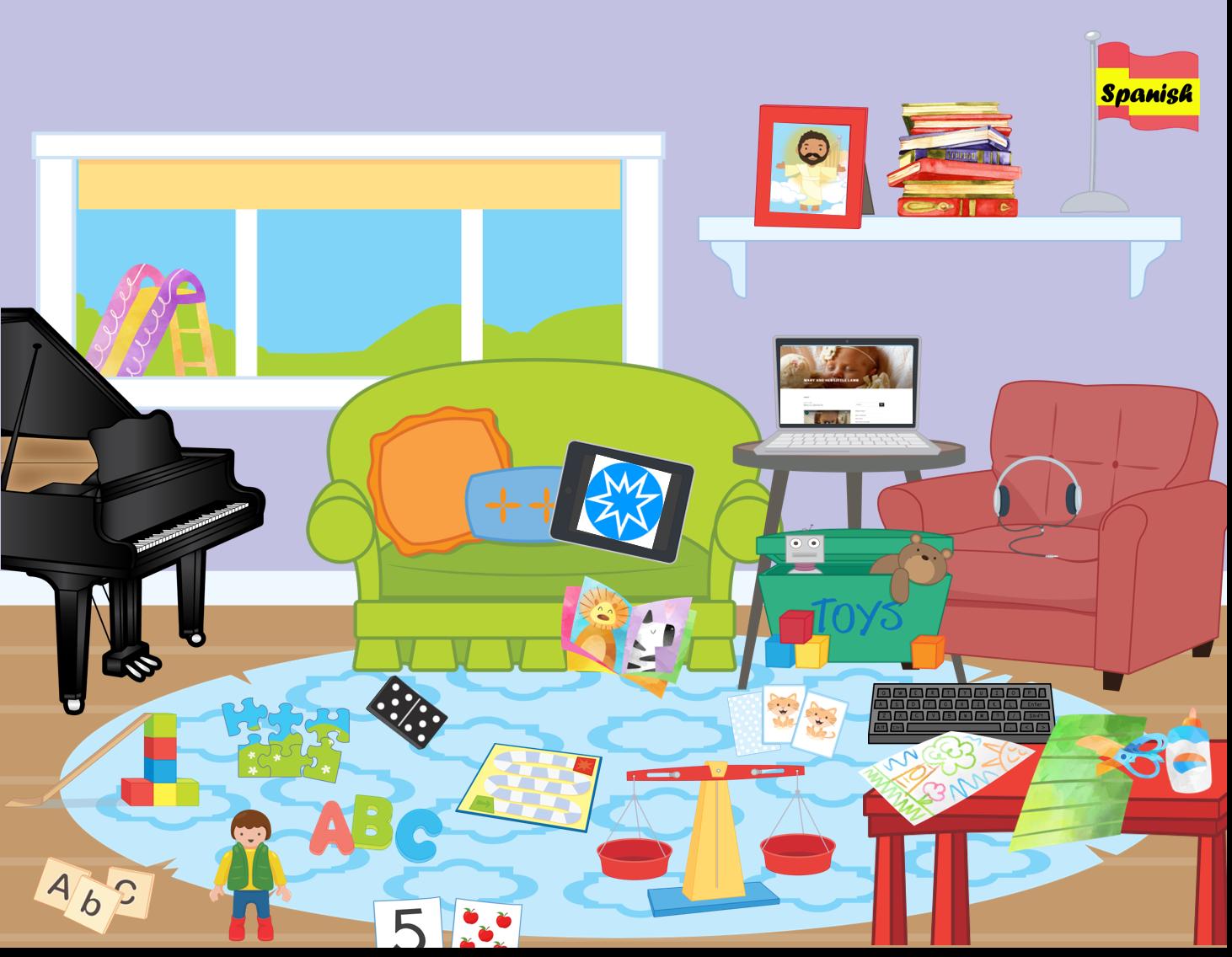 Mary's Fun Room